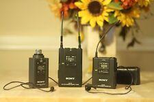Wireless mic Sony UWP-V1 pack