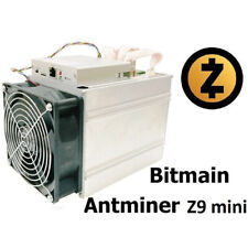 BITMAIN Antminer Z9 Mini with HP PSU ASIC ZEC Miner could work on 15-15.5Ksol