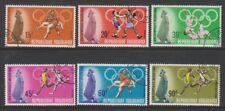 Togo - 1968, Olympic Games, Mexico set - CTO - SG 603/8