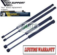 4 PIECES 2 HOOD 2 LIFTGATE HATCH TRUNK LIFT SUPPORTS SHOCKS STRUTS ARMS PROP ROD