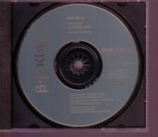 cd promo hors commerce BB KING 45-2010 2 titres 1991 BACK IN L.A. blues