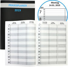 Praxisplaner 2019 A4 15min Takt. Wochenplaner Terminplaner XL Therapie Kalender