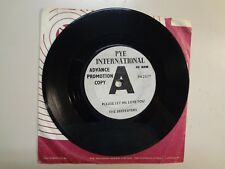 """BEEFEATERS:(Early Byrds)Please Let Me Love You-Don't Be Long-U.K.7"""" 64 Pye Orig."""
