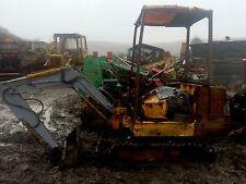 JCB 801 1989 Mini Digger Excavator Dismantling  !!! King Post Only !!!