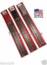 "Craftsman 6pc Socket Rack Rail Organizer Tray Holder Metric SAE 1/4 3/8 1/2"" USA"
