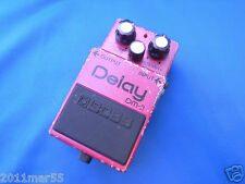 Boss DM-2 Delay analog delay pedal Rare MN3005 chip Made in Japan