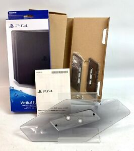 SONY PS4 Vertical Stand CHU-2000 7000 Boxed w/manual PlayStation 4 Japan Fedex