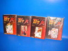 Manga nuevo - 4 tomos de B,TX de Masami Kurumada-descatalogado nº2-5-6-8