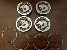 Holden Commodore VT to VY HSV mag wheel centre caps. Bulk lot of 4. 59mm,