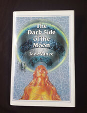 The Dark Side of the Moon Signed Numbered by Jack Vance  Underwood Miller 1st ed
