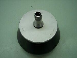 BECKMAN 30,000 RPM CENTRIFUGE ROTOR 12 SLOT SER # 5279 / TYPE 30 1864 USA