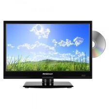 """Megasat Royal Line II 16 LED Fernseher DVD 15,6"""" 39 cm 12V 230V Sat Receiver int"""