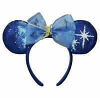 Disney Minnie Mouse Main Attraction Ear Headband Peter Pan's Flight Tinkerbell +