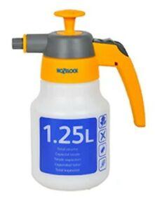 Hozelock Spraymist Pressure Spray Bottle Water Mister Jet Garden 1.25L Litre
