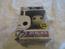 Funko POP! Nightmare Before Christmas Jack Skellington Glow GID NYCC Toy Tokyo