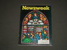 1974 DECEMBER 30 NEWSWEEK MAGAZINE - CHRISTMAS 1974 - NW 212