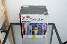 Adobe Video Collection Professional versione 2.5, Photoshop Audition Premiere etc