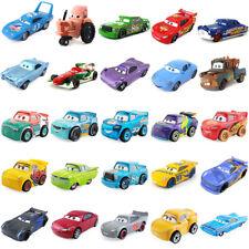 Disney Pixar Cars Lightning McQueen Racers Jackson Storm Cruz 1:55 Diecast Toy