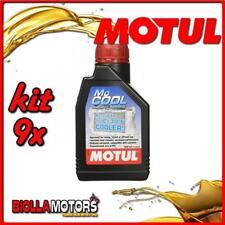 KIT 9X 500ML MOCOOL MOTUL ADDITIVO RADIATORE MOTUL 500 ML - 9x 102222