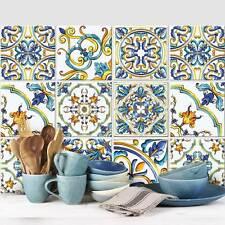 PS00079 Adesivi murali in pvc per piastrelle per bagno e cucina Stickers design