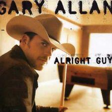 Gary Allan - Alright Guy [New CD]