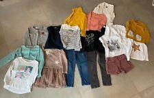 Lot de vêtements pour fille 5 ans – 110cm (18 Pièces)