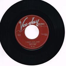 Billy Boy (Arnold) - I AIN 'T GOT YOU/ne pas rester ici toute la nuit (Blues Poussette)