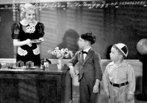 """BORED OF EDUCATION '36 LITTLE RASCALS / OUR GANG 16MM NEAR MINT SHAPE BLACKHAWK"