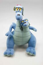 The Magic Sword: Quest for Camelot Plush Toy Two Headed Dragons Devon & Cornwall