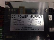 ~Okuma~DC~Power~Supply~DCPS~2~CNC~3~axes~