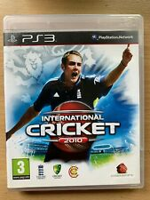 International Cricket 2010 PS3 for Sony Playstation 3 England / Australia Game