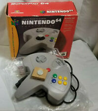 SuperPad 64 - N64 Third Party Controller -Tight Joystick- with Box and Inserts