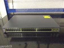 Cisco Catalyst 3750 Series  WS-C3750-48TS-S  (Ref: 17637)