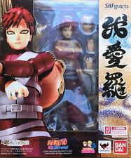 New Bandai Tamashii Web Exclusive S.H Figuarts Gaara USA NEW