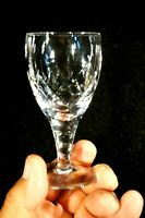 Beautiful Stuart Crystal Carlingford Wine Glass