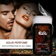 Portable Case Solid Perfume with  Portable Fragrances for Men.