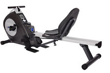 Stamina CONVERSION II ROWER/RECUMBENT EXERCISE BIKE ROWING MACHINE - NEW 15-9011