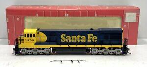 Atlas 8502 HO Santa Fe U36C Locomotive #8755/Box