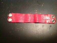 Vintage Leather Wrist Strap
