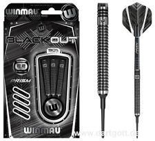 WINMAU BLACKOUT Soft Dart 20 gramm NEW EDITION Darts 90 % Tungsten