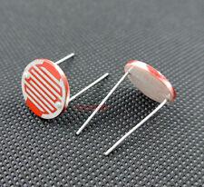 20516 GM20516 photoresistor 20mm light sensitive photo resistor x5pcs