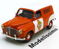 1:18 Solido Renault Colorale Fourgon Renault Service 1953