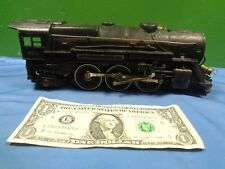 Vintage Lionel 2-6-2 Steam Engine Locomotive Train O Scale; For Parts Only