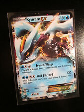 NM KYUREM EX Pokemon PROMO Card BW37 Black Star Set Collector Tin Black&White