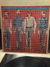 (LP) TALKING HEADS - More Songs About... / Original USA Issue / SRK 6058 /NM