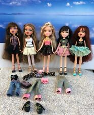 👑Bratz Princess  Bundle Lot  Cloe Jade Roxxi Fianna Yasmin👑
