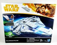 Star Wars Force Link 2.0 Millennium Falcon with Escape Craft *NEW*