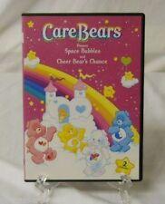 Care Bears DVD Library #109 SPace Bubbles & Cheer Bear's Chance DVD 2004