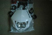 Polisport  MMX  KTM  Headlight head light Honda Yamaha Kawasaki Husqvarna Suzuki