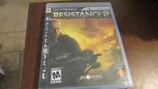 PS3 PLAYSTATION 3 RESISTANCE 2